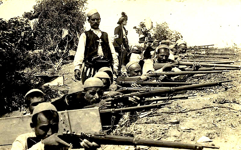 Edith Durham - Midis Luftëtarëve Malesorë