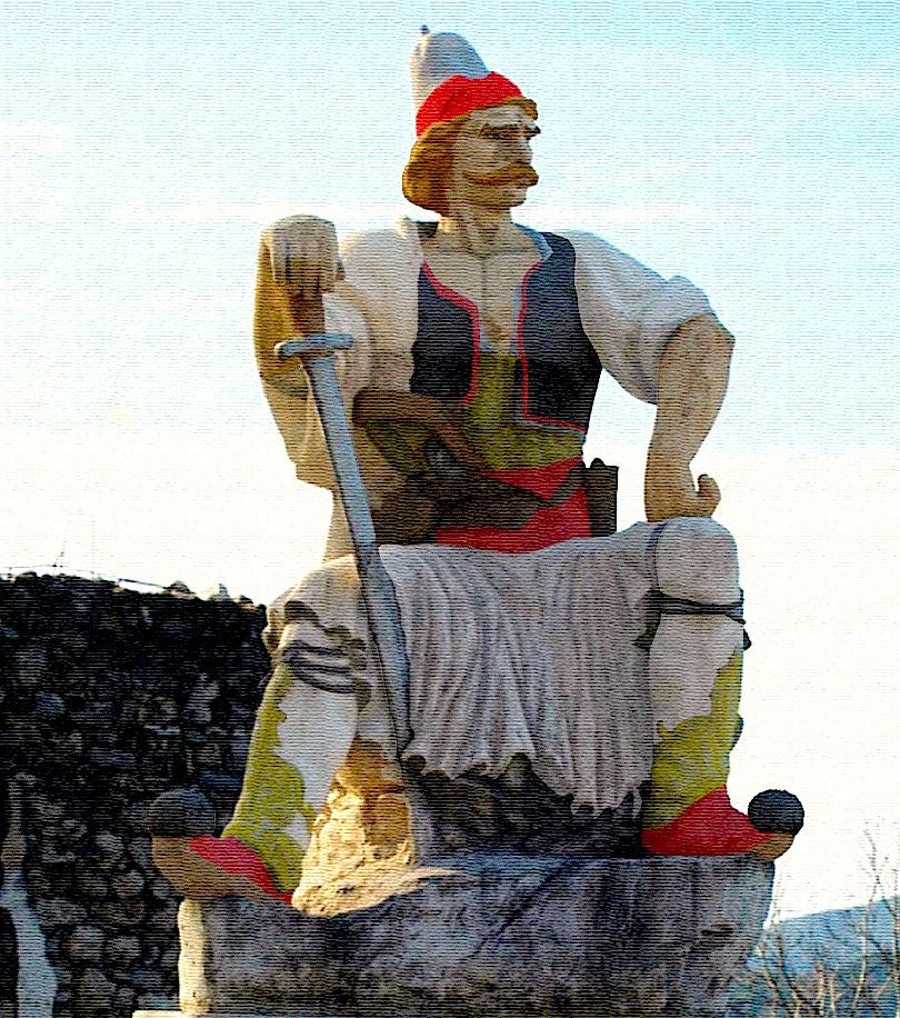 Statujë e Luftëtarit të Jugut