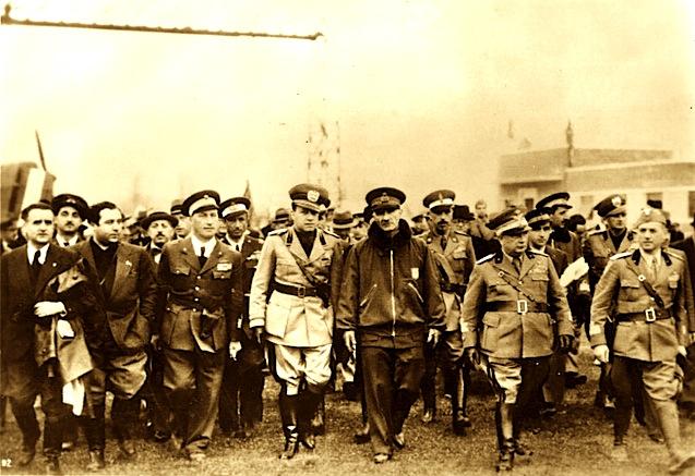 Ardhja e Cianos në Shqipëri Prill 1939
