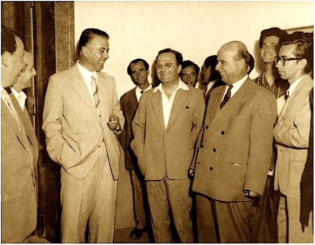 Diktatori Hoxha te Lidhja e Shkrimtareve