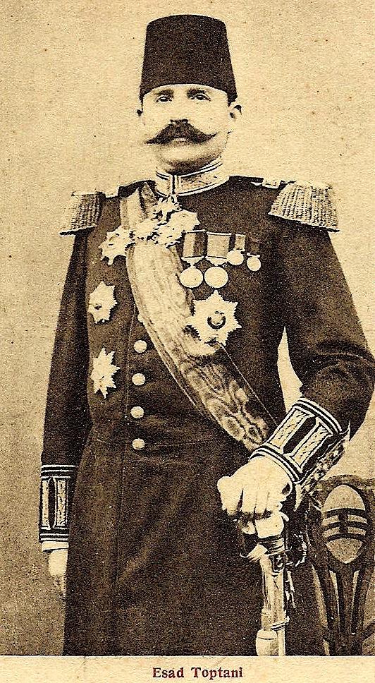 Esat Pashë Toptani (1863-1920)