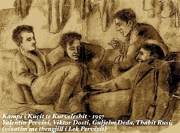 Kampi i Kuçit i Kurveleshit 1958