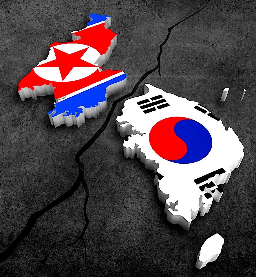 Ndarja e dy Koreve - e Jugut dhe e Veriut