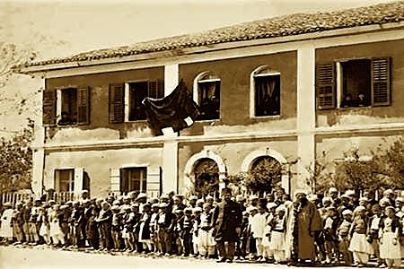 Shkollat e para në Shkodër - 1876