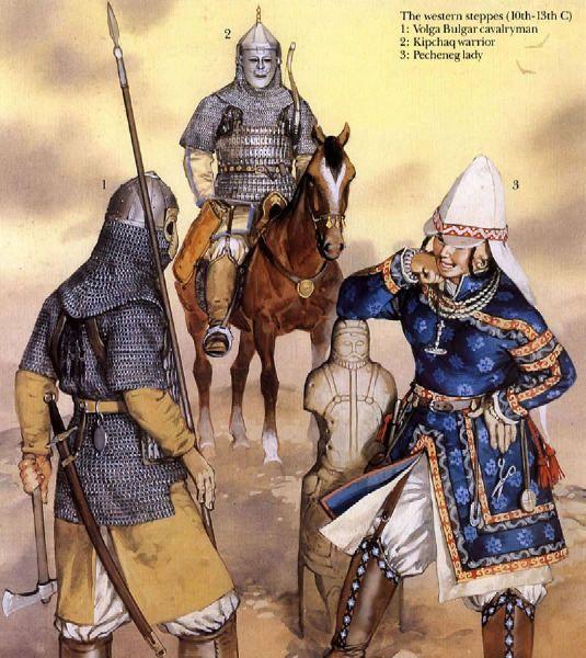 Popujt e Periudhës së hershme