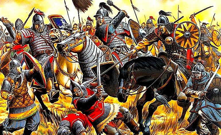 Betejat e Cazarëve