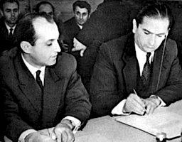 Ramiz Alia & Hysni Kapo - Sekretarë të KQPPSH