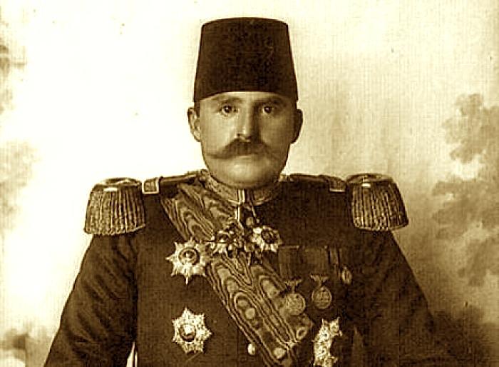 Esat Pasha Toptani dhe Medaljet e shumta