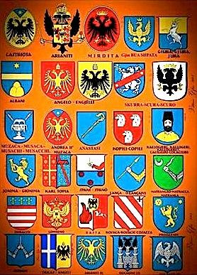 Heraldika Shqiptare