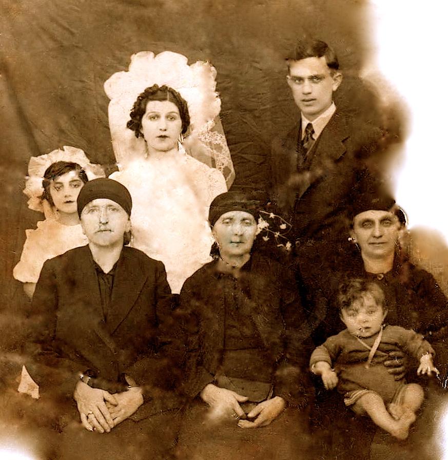 Familja Gjirokastrite Kashahu