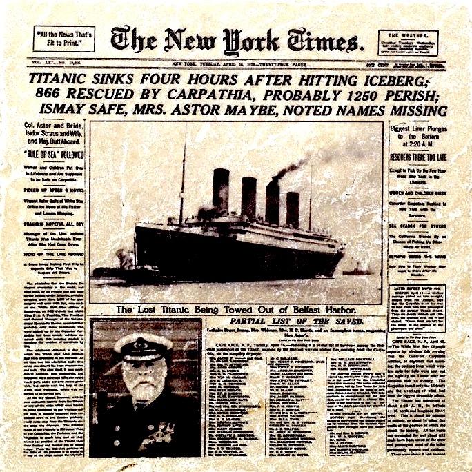 "gazeta ""The New York Times"" 1911"