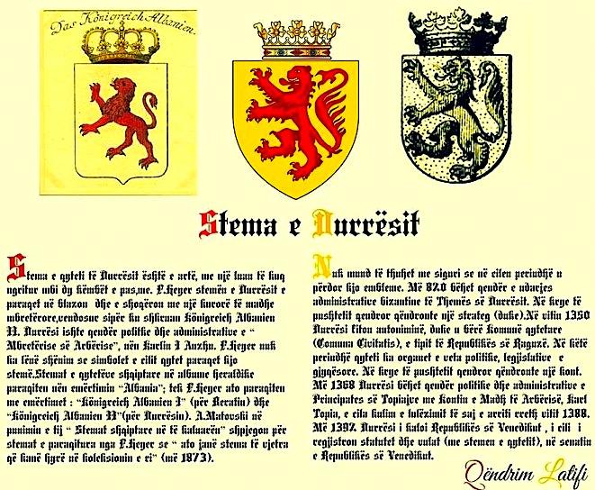 Stema Heraldike e Durresit
