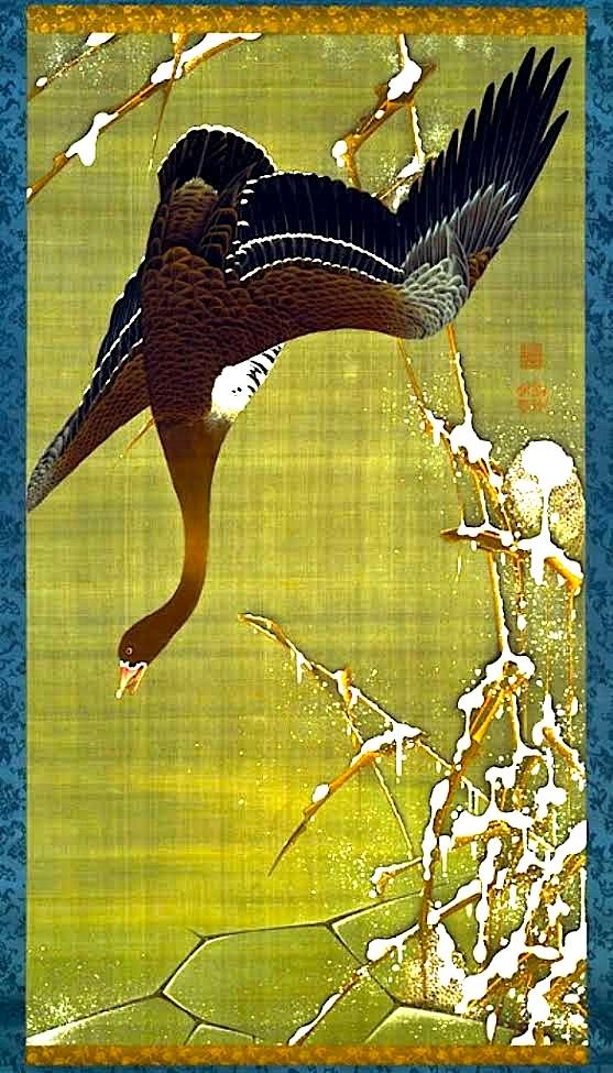 Itō Jakuchū (1716 - 1800)
