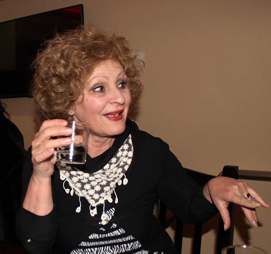 Aktorja Merita Smaja