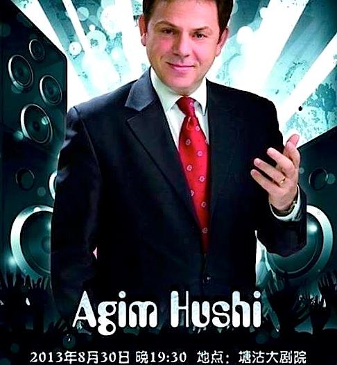 Tenori i njohur Agim Hushi