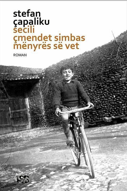 """Stefan Çapaliku """"Secili çmendet simbas mënyrës së vet"""""""