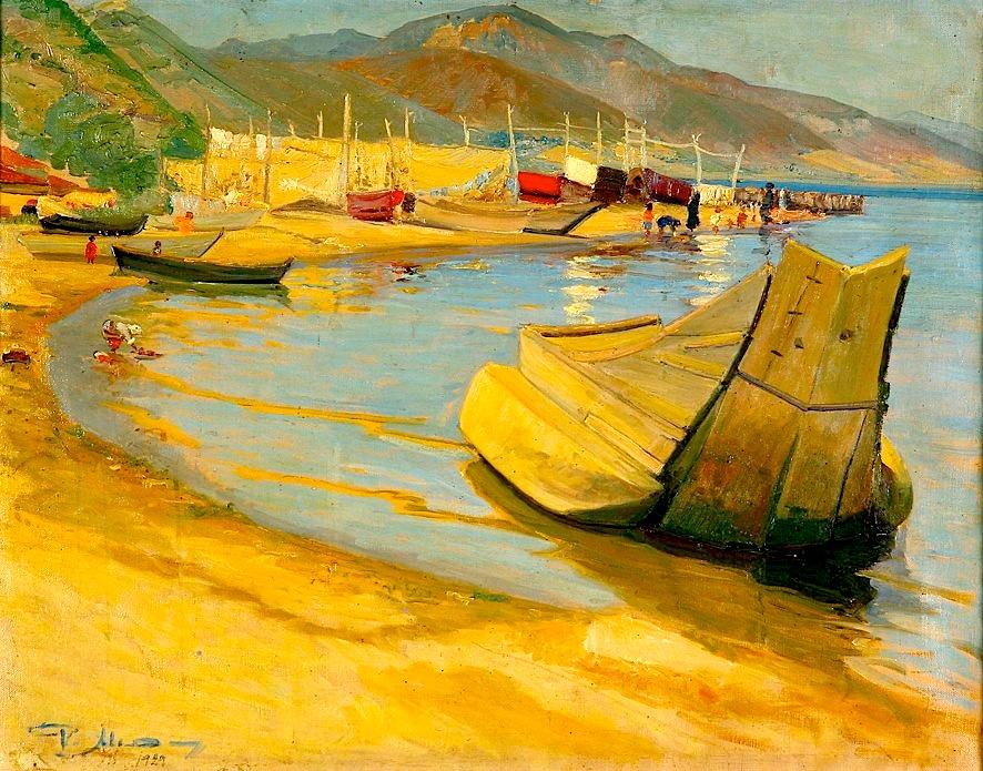 Vangjush Mio - Varka në Gjirin e Vlorës