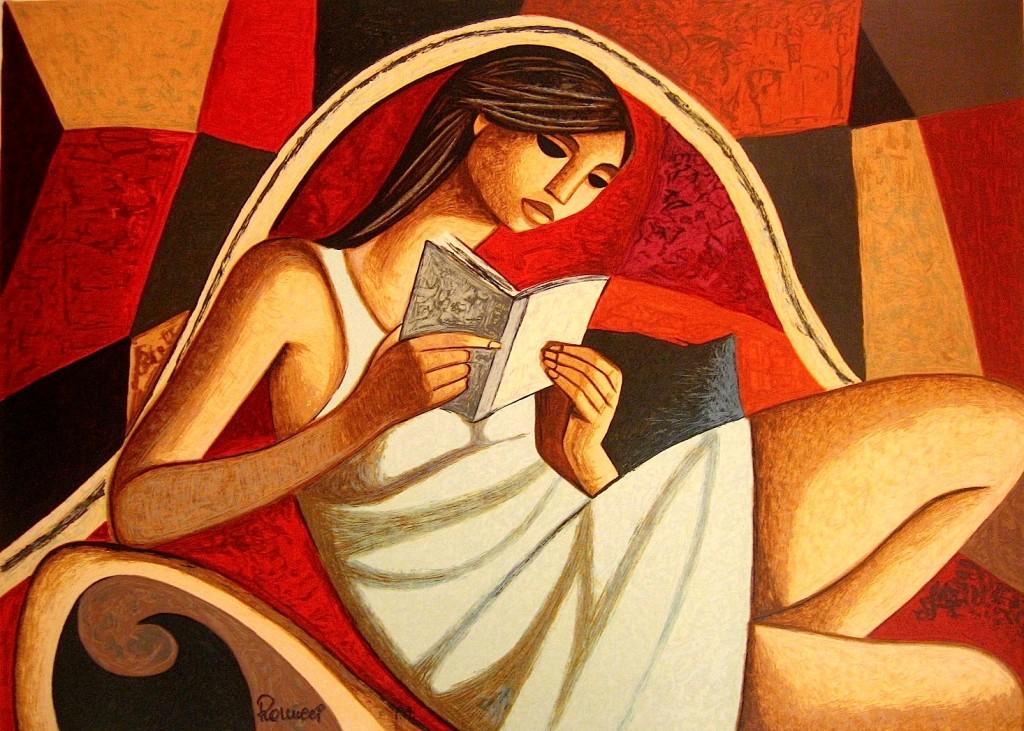 Magjia e Leximit të Poezisë