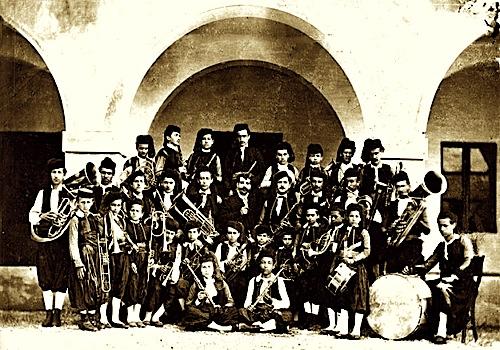 Banda Frymore Shkoder 1878