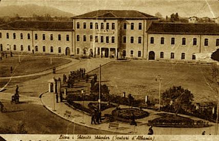 Gjimnazi i Shkodrës