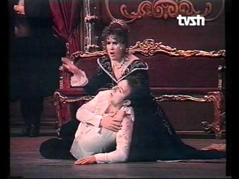 """Tenori Agim Hushi në operan """"Tosca"""""""
