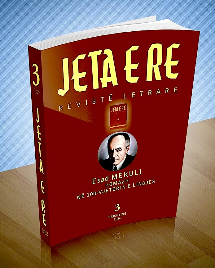 "Revista ""Jeta e Re"" 3"