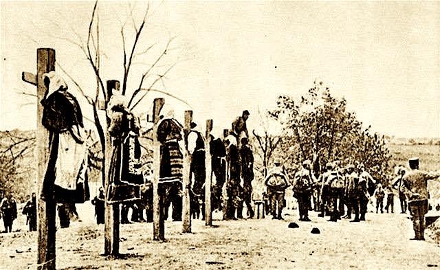 Genocidi serb mbi shqiptaret