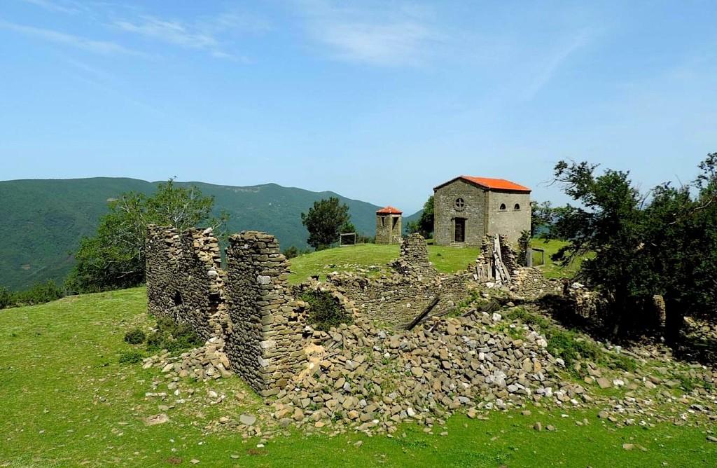 Rrënojat e Kishës së Shën Prendes Gallatë dhe Selisë Ipeshkvnore të Arbnisë