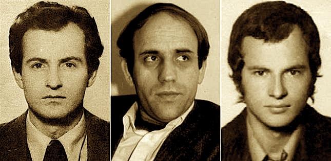 Vëllezërit Jusuf  & Bardhosh Gërvalla dhe Kadri Zeka