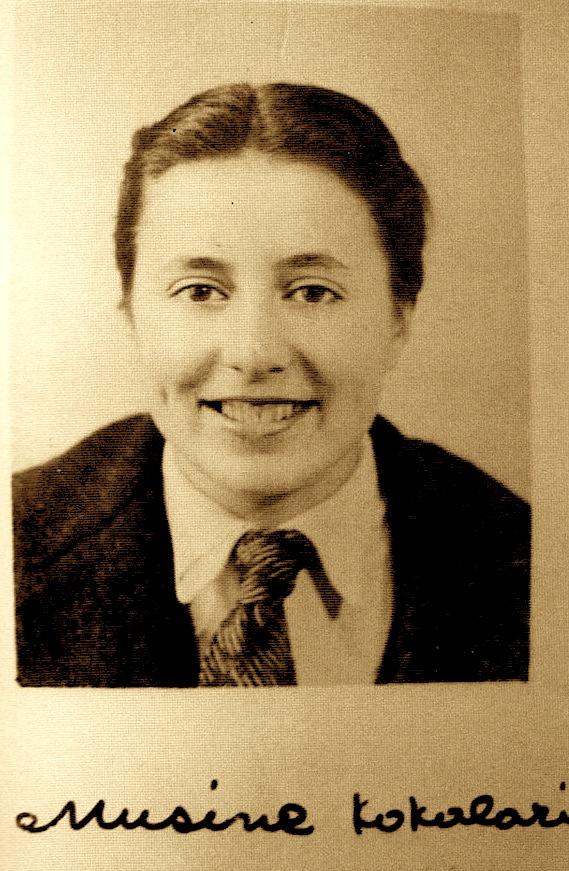 Musine Kokalari viti 1937