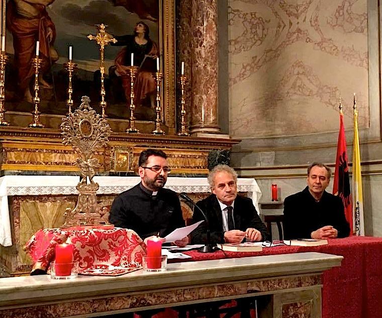 """Konferencë me rastin e 50 vjetorit ne Rektoratin e """"San Giovanni della Malva"""""""