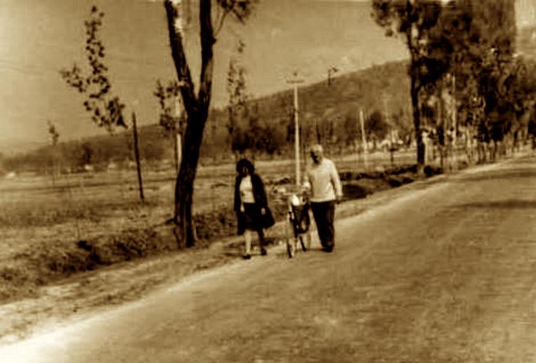 Lazër e Vitore Radi - Pranverë 1975