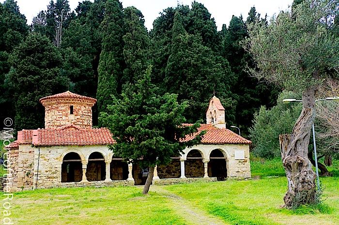 Manastiri i Shën Mërisë - Zvërnec