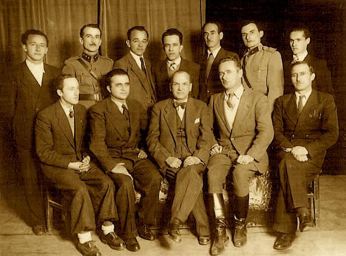 Anëtarët e Lidhjes Popullore Shqiptare (Organizatë nacionaliste shqiptare),
