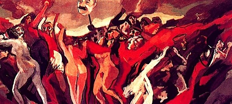 Lin Delia - Rënia e Stalinit
