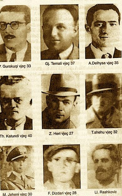 Disa nga të Pushkatuarit e Bombës