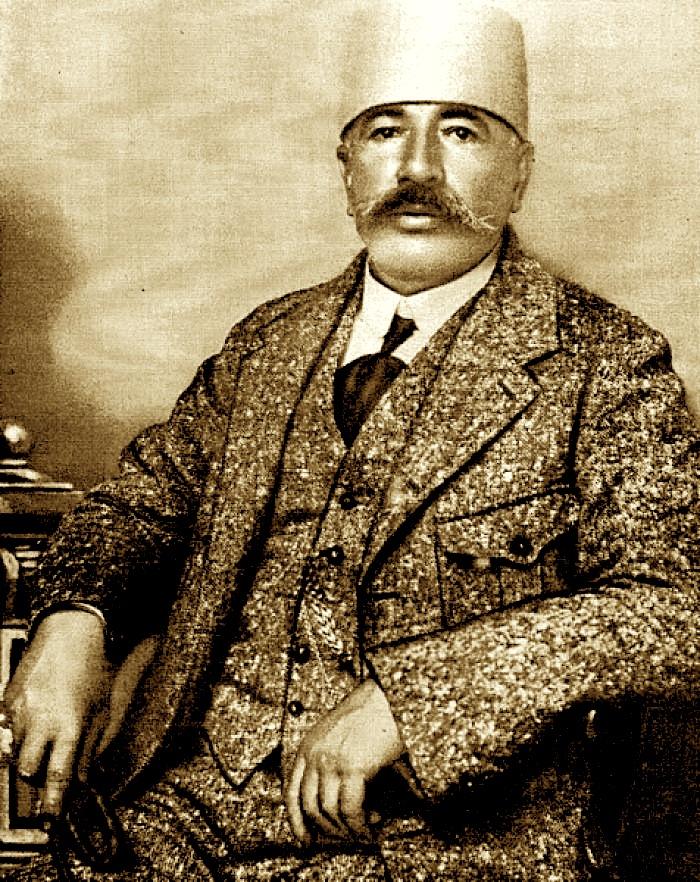 Bajram Curri (1866-1925)