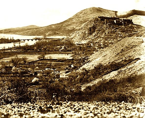Hasan Riza Pasha - Shkodra 1913