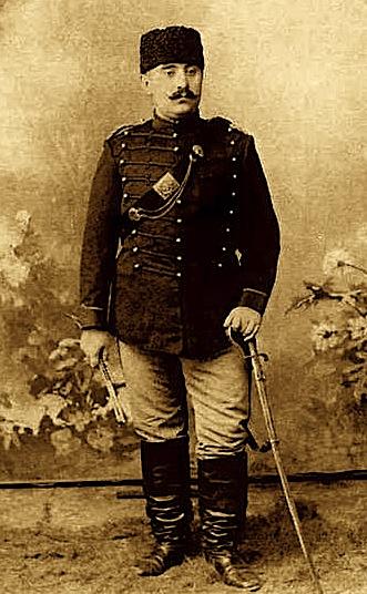 Hasan Riza Pasha (1871-1913)