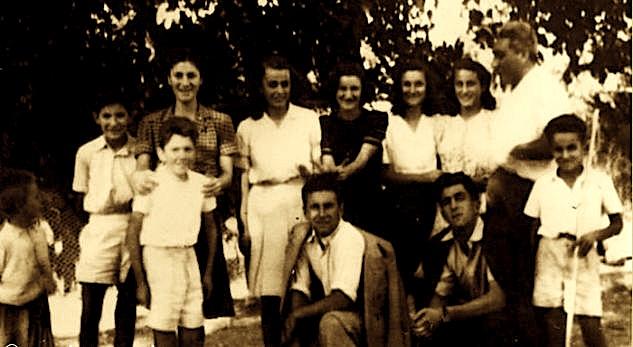 Hebrenjtë e mbijetuar në Tiranë