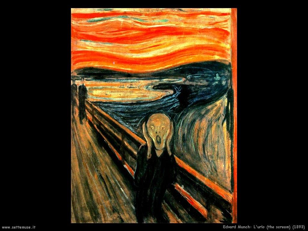 Edvard Munch - Britma