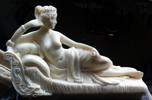 Auguste Rodin - Paolina Bonaparte