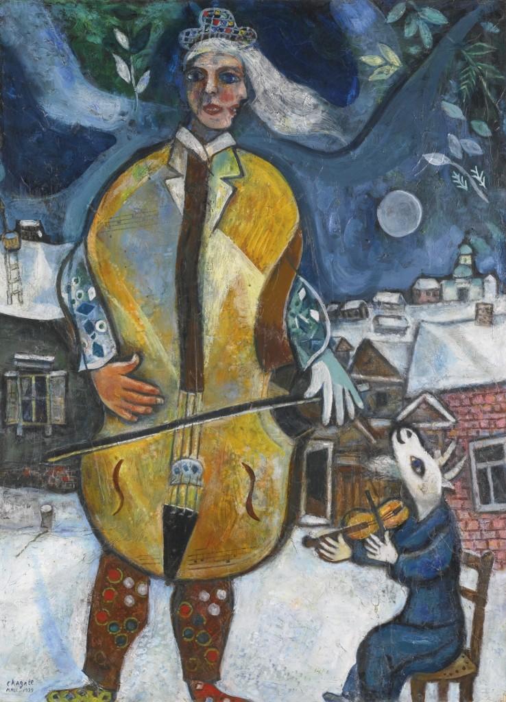 Marc Chagall - Muzika