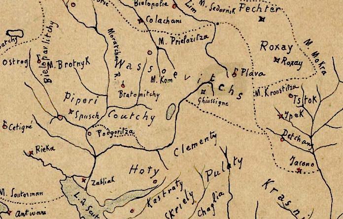 Harta e Nikolla Vasojeviqit