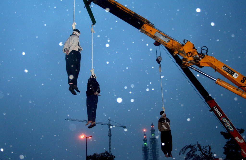 Iran - Ekzekutimi i Poetit Hashem Shabaani 2014