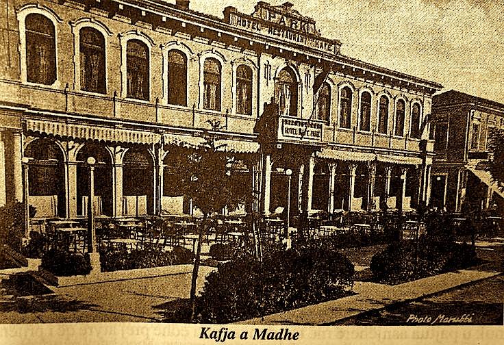 Shkodra - Kafja e Madhe