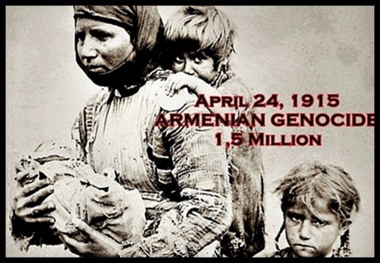 Genocidi i Armenëve - 24 Prill 1915-1917