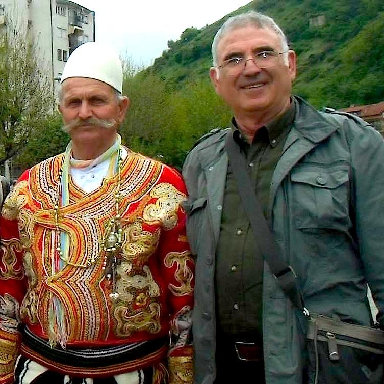 Ndoc Selimi ne Prizren