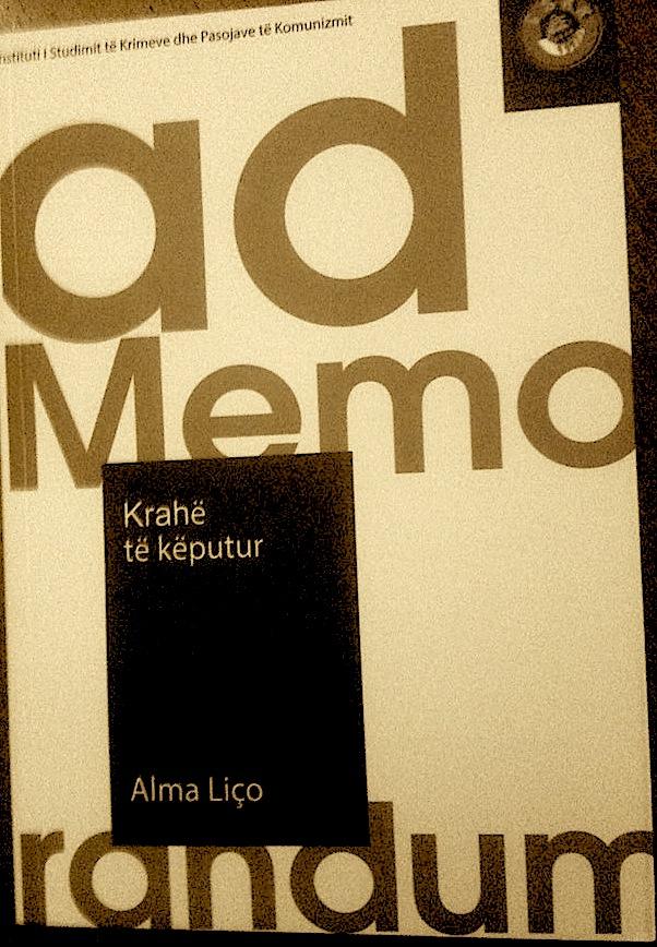 Alma N. Liço - Krahë të Këputur