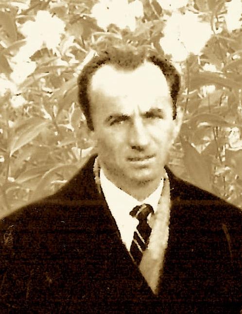 Avni Xhomaqi (1924) - Dekorata e Artë e Shqiponjës